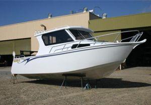 bateau 7 5 m