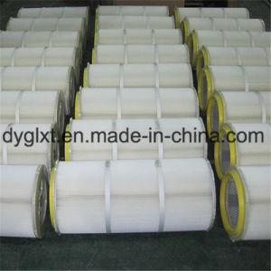 De plastic Patroon van de Filter van de Dekking Polyester Met een laag bedekte