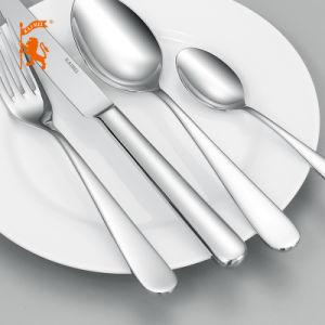 Hotel Restaurant 304 talheres de aço inoxidável Louça de talheres Forkspoonknife1702