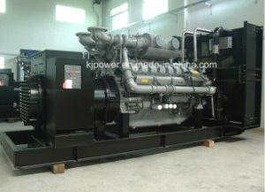 50Hz 2250kVA Perkins Engine이 강화하는 디젤 엔진 발전기 세트