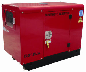 Grupo electrógeno diesel de 10kw con CE