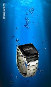 Telefono mobile della vigilanza impermeabile dell'acciaio inossidabile
