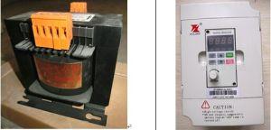 Anuncio de piñón y cremallera de Router CNC