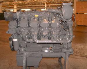 De Met water gekoelde Dieselmotor van Deutz (BF8M1015CP-G5)