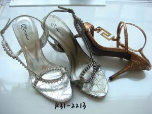 Fashion Mesdames sandales (250318-11)
