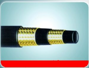 Wire Braid Hydraulic Hose (WULONG005)