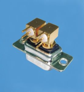 Heiße Zellen-Fabrik-kundenspezifische 2W2 Energie D-SUB