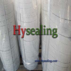 Cinta de fibra cerámica con refuerzo de acero inoxidable (HY-C612)