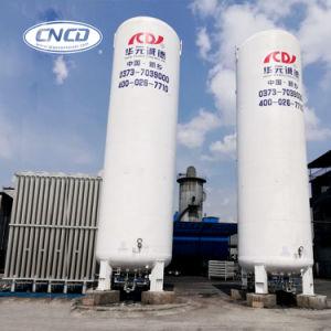 ASME стандартных жидкий кислород азот аргон криогенный бак