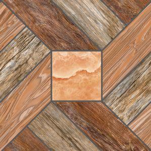 De klassieke Europese Opgepoetste Stijl van de Bloem verglaasde de Ceramische Tegels van de Vloer