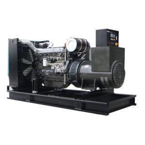 gerador silencioso diesel 50Hz do ATS do poder 350kVA