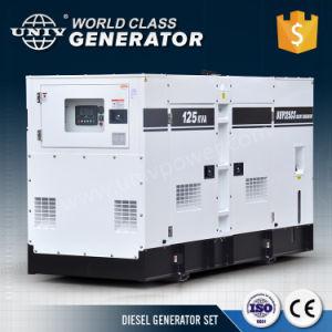 熱い販売のイギリスの無声ディーゼル発電機50Hz 30kVA 24kw