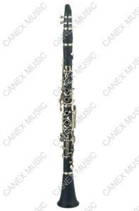 Clarinette / clarinette de style allemand (CLBG-N) / Clarinette