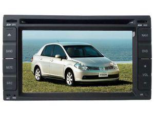 7  닛산 With GPS/FM/TV를 위한 HD 800*480 Car DVD Player