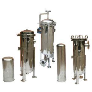 Equipamento de purificação de água em aço inoxidável