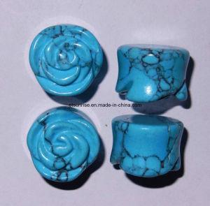 Semi Precious Stone Crystal sieraden Earring <Esb01905>