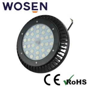 200W LED IP65 OVNI de la luz de la Bahía de industriales de alta 30000 horas de vida para almacén