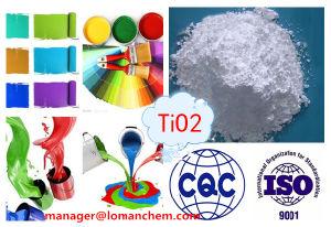 Hoge Gloss en High Durability Rutile Content 99%Min Rutile Titanium Dioxide Use voor pvc, ABS