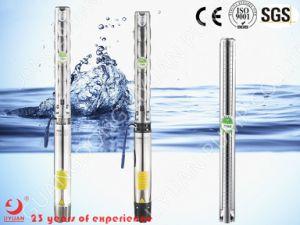 Liyuan 4 인치 스테인리스 임펠러 잠수할 수 있는 수도 펌프
