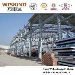 Estructura de acero Wiskind CON LA P235B