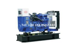 reeks van de Generator van 120kw 150kVA Ricardo de Diesel/Elektrische Generator met Ce/ISO