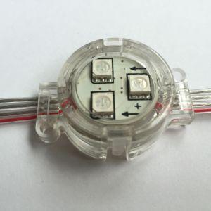 Высокое качество 24V 30мм 2835 светодиодный модуль пикселей для размещения рекламы лампа
