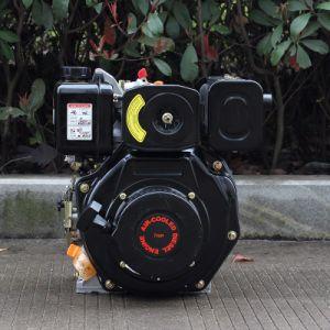 バイソンの大きい燃料タンク10 HPは冷却されたディーゼル機関を乾燥する