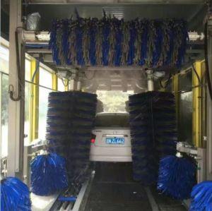 Túnel totalmente automático e aluguer de equipamento do sistema da máquina de lavar para a limpeza de fabrico Lavagem rápida de fábrica 14 escovas Qualidade Alta