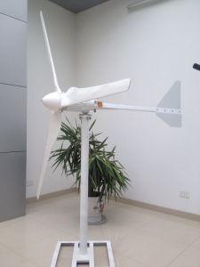 Generator van de Macht van de Wind van de As 2kw 48V/96V van de hoogste Kwaliteit de Horizontale voor het Gebruik van het Huis