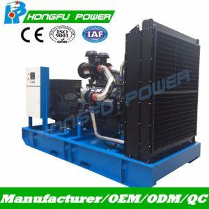 Shangchai Sdecエンジンを搭載する100kVAディーゼルか力または電気か無声または開いた発電機セット