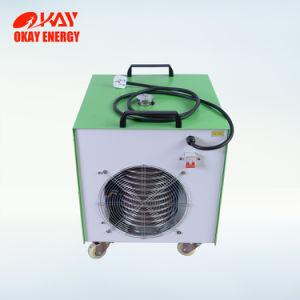Oxyhydrogen炎燃料LEDの経路識別文字のブレイズ溶接機械