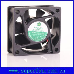 60*60*25mm ventilateur électrique, les ventilateurs industriels, les fans de plastique
