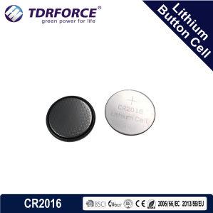 Ртуть и кадмий без Китая на заводе литий Таблеточного навалом (3V CR1216)