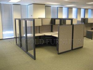 Divisorio interno dell'ufficio progetti della stazione di lavoro professionale dell'ufficio (SZ-WST807)