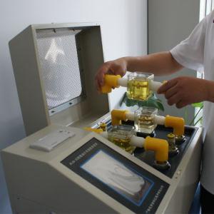검사자 3개의 컵 격리 기름 변압기 기름 절연성 힘 Bdv