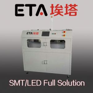 Plastic Machine van het Proces van de LEIDENE Lopende band SMT van de Bol De Semi Auto