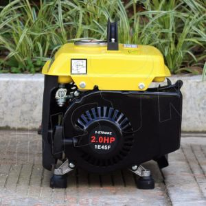 비손 (중국) BS950A 650W 220V 단일 위상 홈 가솔린 발전기