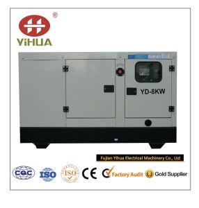 gut Diesel 8kw GEN-Stellte mit Yangdong Motor ein