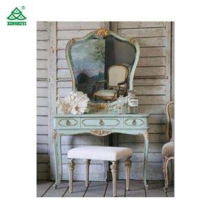 Toilettafel en Spiegels van het Meubilair van de Slaapkamer van de ...