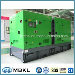 Generatore diesel elettrico 108kw 135kVA di potere BRITANNICO silenzioso eccellente industriale della Perkins