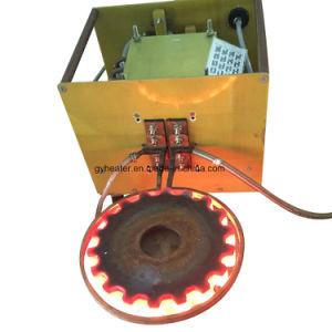2018熱い販売のハンマーの鍛造材のための産業誘導加熱機械