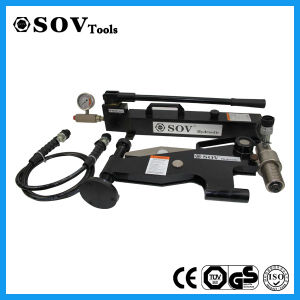 Hydraulische Flansch-Ausrichtungs-Hilfsmittel mit manueller Pumpe