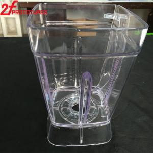 Parti veloci di Prototyping Plastic/CNC