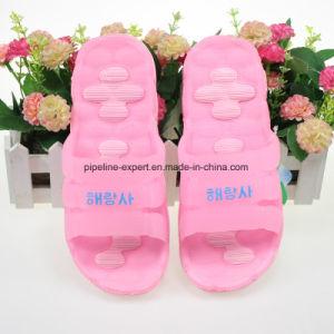 Les femmes personnalisé intérieur PVC pantoufles pantoufles