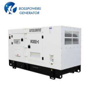 Мощность двигателя Cummins 120 квт/150ква бесшумный дизельных генераторах