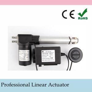 Banheira de venda barato 12V/24V 150mm 5000n Electric atuador linear