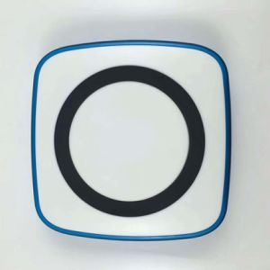 Soem druckte Firmenzeichen drahtlose Aufladeeinheit kundenspezifisches Promiton Geschenk für Smartphone Universalität