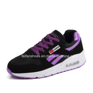 Clásico de alta calidad de la ejecución de la mujer deporte zapatos zapatos atléticos confort (GL1216-13)