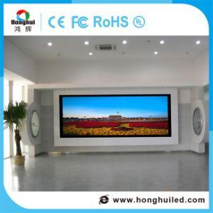 HD P1.667 Indoor affichage LED pour la publicité vidéo de panneaux