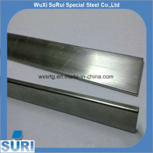 Ingelegde Vierkant Ss van het roestvrij staal 201/304/316/410/2205/316L/310S/Black/vlak Staaf